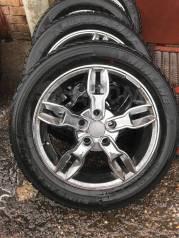 """Комплект зимних колёс на литьё для Volkswagen Jetta. 6.5x16"""" 5x112.00 ET50 ЦО 57,0мм."""