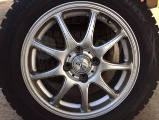 """Продам комплект колес. 5.5x15"""" 4x100.00 ET45"""