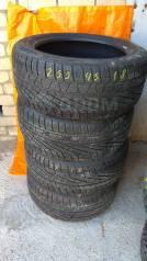 Pirelli. Зимние, без шипов, 2013 год, без износа, 4 шт