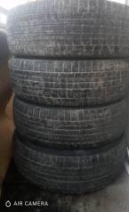 Dunlop Grandtrek SJ7. Зимние, без шипов, 2017 год, 30%, 4 шт