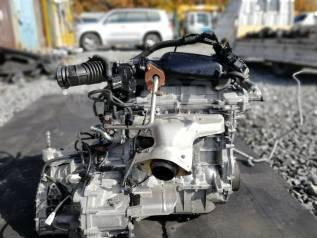 Двигатель в сборе. Nissan: Wingroad, Cube, Tiida Latio, Tiida, Latio, Note Двигатель HR15DE