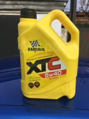 Bardahl XTC. Вязкость 5W-40, синтетическое