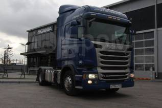 Scania R440. Продается седельный тягач 2015 г. в., 13 000куб. см., 20 000кг., 4x2