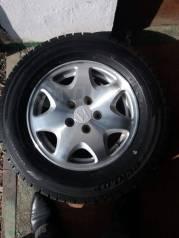 """Комплект зимней резины Dunlop с литьем. 15.0x15"""""""