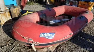 Achilles. 2010 год год, длина 2,40м., двигатель подвесной, бензин