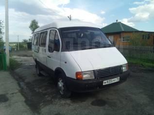 ГАЗ 322100. Продается, 8 мест