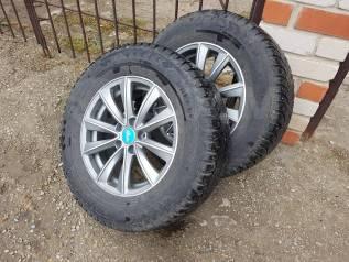 "Комплект колес. x17"" 5x114.30 ЦО 60,1мм."