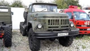 ЗИЛ 131. Продается грузовик с контрактным ДВС Исудзу Форвард, 8 200куб. см., 6 000кг., 6x6