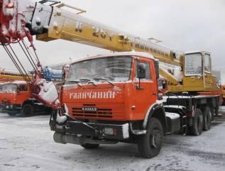 Автокран КС-55713-1, 2010. Автокран КС-55713-1, 8 500куб. см., 25 000кг., 21,60м.