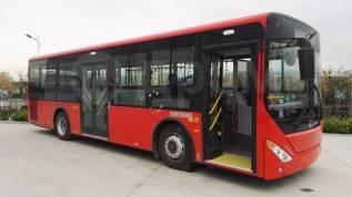 Zhong Tong LCK6105HG. Продажа новых городских автобусов Zhong Tong, 28 мест