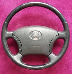 Руль. Toyota: Avalon, Crown, Aristo, Celsior, Camry Gracia, Avensis, Hilux Surf, Camry, Land Cruiser Prado, Brevis, Alphard, Avensis Verso, Chaser, Co...