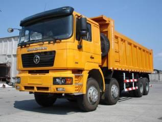 Shaanxi Shacman F3000. , 11 596куб. см., 11 596кг., 8x4
