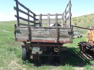 Дормашэкспо 2ПТС-4.5. Продам тракторный прицеп 2птс-4, 4 500кг.