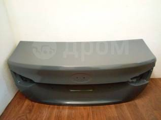 Крышка багажника. Hyundai Solaris, HCR Двигатели: G4FC, G4LC