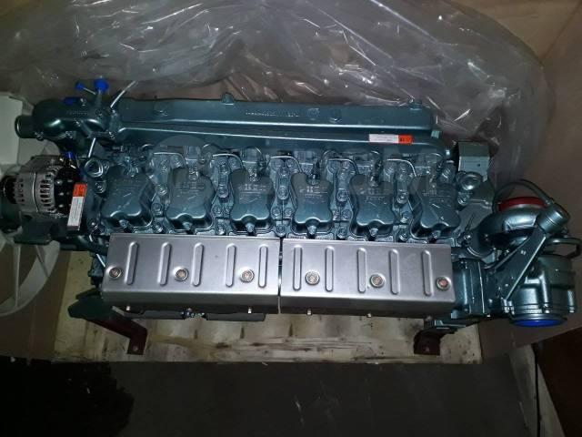 Двигатель в сборе. Howo Sinotruk