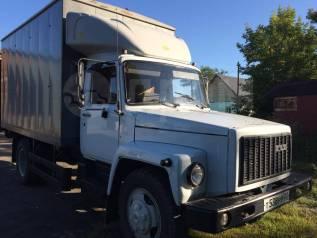 ГАЗ 3307. Продается грузовик ГАЗ3307, 4 670куб. см., 5 000кг., 4x2