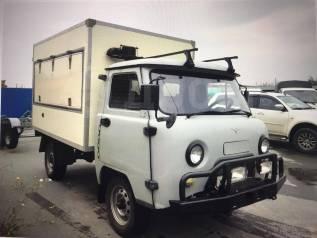 УАЗ 330365. Продаётся автолавка на базе УАЗ, 2 700куб. см., 1 000кг., 4x4