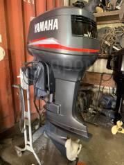 Yamaha. 115,00л.с., 2-тактный, бензиновый, нога X (635 мм), 1992 год год