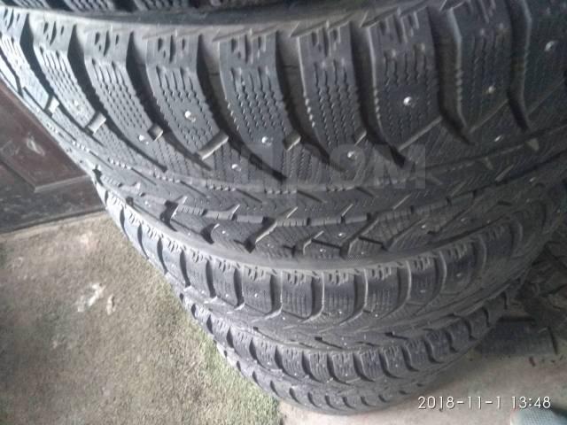 Bridgestone Ice Cruiser 7000. Зимние, шипованные, 20%, 4 шт