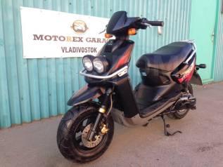 Yamaha BWS 100. 100куб. см., исправен, птс, без пробега