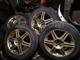 "Комплект зимних колес на дисках. 7.0x16"" 5x100.00 ET50"