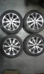 """Зимние шипованные колеса. 6.5x16"""" 5x114.30 ET45"""