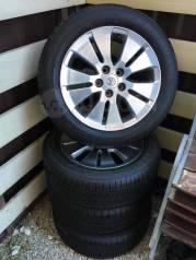 """Диски с резиной R17 Toyota Alphard. x17"""""""