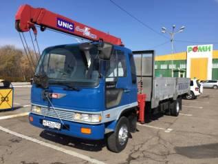Hino Ranger. 1991, 7 500куб. см., 5 000кг., 4x2