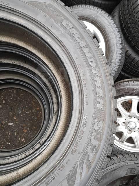 Dunlop Grandtrek. Зимние, без шипов, 10%, 4 шт