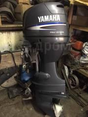Yamaha. 50,00л.с., 4-тактный, бензиновый, нога X (635 мм), 2004 год год