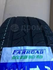 Farroad FRD78. Зимние, без шипов, 2017 год, без износа, 4 шт