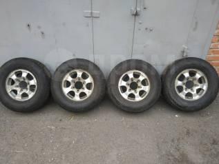 """Комплект зимних колес r15 delica. 6.0x15"""" 6x139.70 ET33"""