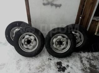 """Продам колёса!. x15"""" 6x139.70"""