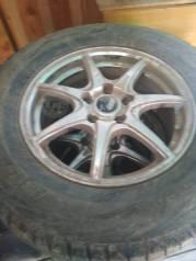 """Продам комлект колес (зима). 6.5x16"""" ET0"""