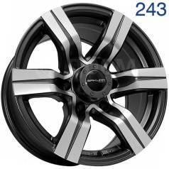 """Sakura Wheels. 8.0x16"""", 6x139.70, ET0, ЦО 110,5мм."""