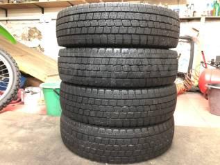 Dunlop DSV-01. Зимние, без шипов, 2012 год, 30%, 4 шт