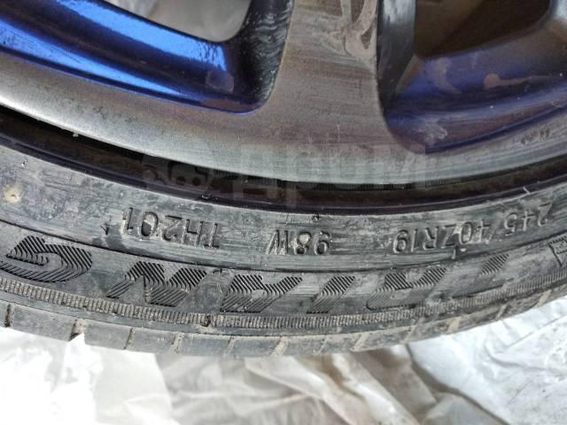 "Продам колеса 245/40/19. 8.0x19"" 5x114.30 ET43 ЦО 73,1мм."