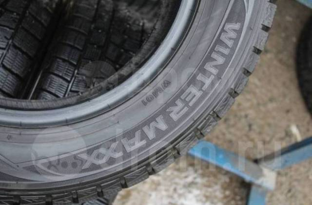 Dunlop Winter Maxx WM01. Зимние, без шипов, 5 %, 4 шт. Под заказ