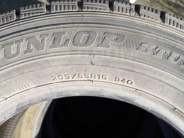 Dunlop. Зимние, 2006 год, 10%, 4 шт