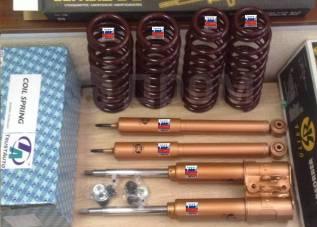 Пружина подвески. Suzuki Escudo, TA02W, TA52W, TD02W, TD32W, TD52W, TD62W, TL52W, TD31W, TD51W Двигатели: G16A, H25A, J20A, RF