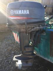 Yamaha. 30,00л.с., 2-тактный, бензиновый, нога S (381 мм), 2014 год год