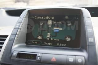 Русификация Toyota Prius NHW20 Приус 20