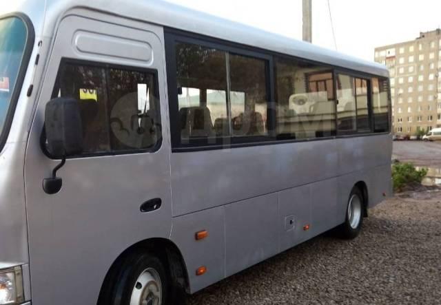 Hyundai County. Автобус Hyundai (HD) County (LWB), 21 место