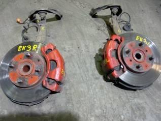 Диск тормозной. Honda Civic, EK3 Двигатели: D15B, D15B1, D15B2, D15B3, D15B4, D15B5, D15B7, D15B8