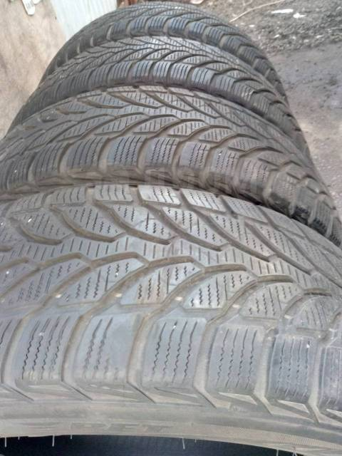 Bridgestone Blizzak LM-32. Зимние, без шипов, 2016 год, 30%, 4 шт
