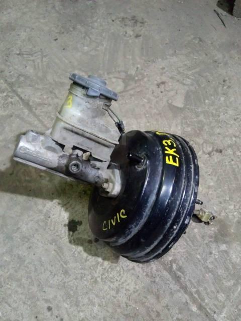 Цилиндр главный тормозной. Honda Civic, EK3 Двигатели: D15B, D15B1, D15B2, D15B3, D15B4, D15B5, D15B7, D15B8