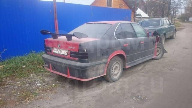 Бампер. BMW 5-Series, E34