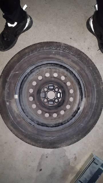 Колёса Dunlop(185/70) R14 комплект(шины+диски) 4 колеса