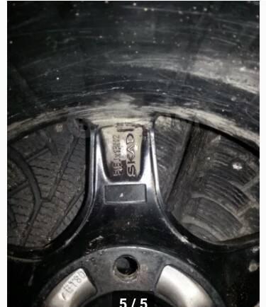 """Продам зимние колеса. x13"""""""