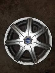 """Bridgestone FEID. 6.0x15"""", 5x100.00, 5x114.30, ET53, ЦО 72,0мм."""
